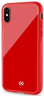 <b>Чехол Celly Diamond для</b> Apple iPhone Xs Red DIAMOND900RD ...