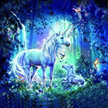 diamond painting unicorn - Amazon.com