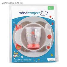 Набор <b>посуды Bebe Confort</b> SPORT: тарелка, <b>миска</b>, стаканчик ...