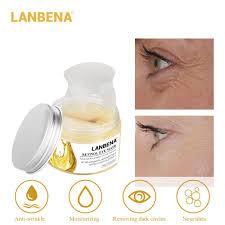 <b>50pcs</b>/<b>lot Retinol Eye Mask</b> Repair Nourish Hyaluronic Acid ...