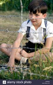 asa butterfield boy in striped stock photos asa butterfield boy asa butterfield the boy in the striped pyjamas 2008 stock image