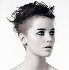 Resultado de imagen de cut hair tumblr