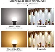 GU24 Light Bulb A19 Shape <b>9W</b>, 72W Equivalent, 2700K <b>Warm</b> ...