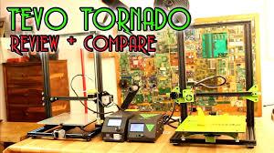 TEVO <b>Tornado 3D printer</b> - My <b>new</b> favorite? - YouTube