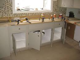 how to make kitchen cabinets:  beautiful idea how to make kitchen cabinets best way to make a radius  samoa kitchen