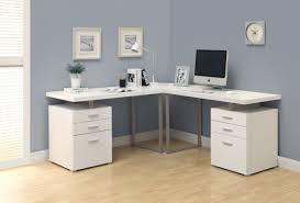 beautiful reading lamp feat blue wall color idea plus modern corner desk and white file cabinets beautiful corner desks furniture