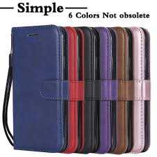 For funda Huawei Y9 2018 Case <b>Leather Wallet Phone</b> Case For ...