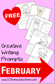 January Writing Prompts   Scholastic Printables Amazon com Creative PROMPTS