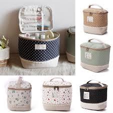 Hot Toiletry Organizer <b>Portable</b> Multifunction <b>Travel Cosmetic Bag</b> ...