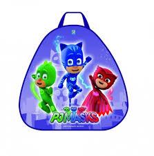 <b>PJ Masks</b> треугольная, <b>52х50</b> см (colorful) - отзывы <b>PJ Masks</b> ...