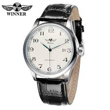Best leather mechanical watch Online Shopping | Gearbest.com ...