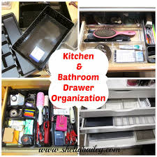bathroom drawer organization: this week i worked on reorganizing some kitchen and bathroom drawers and wanted to share it with you today