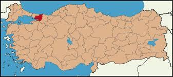 Image result for kocaeli haritası
