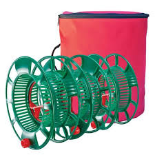 3ct Plastic Holiday Lights Storage Reels in a Storage Bag at Lowes ...