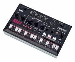Аналоговый <b>синтезатор</b> барабанов <b>Korg Volca</b> Kick купить в ...