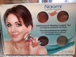 Обзор от покупателя на <b>Прибор для ухода за</b> кожей лица NAOMI ...