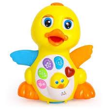 <b>Игрушка</b> музыкальная <b>Huile Toys</b> «Утка» купить по низкой цене в ...