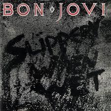 <b>Bon Jovi</b> Slippery When Wet <b>180g</b> LP