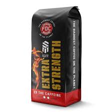 <b>Extra Caffeinated Coffee</b> - <b>High Caffeine Coffee</b> - Fire Department ...