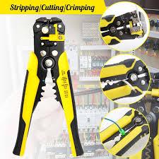 <b>Wire Stripper</b> Alicate Descascador <b>Cable</b> Cutter Crimper Wire Pliers ...