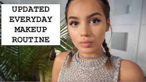 updated everyday makeup routine val mercado updated everyday makeup routine val mercado