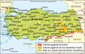Entry requirements - Turkey travel advice - GOV.UK