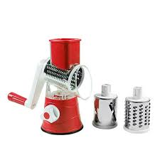 Manual <b>Cutter Slicer</b> Multifunctional Drum-Type Vegetable Potato ...