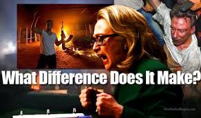 Image result for hillary benghazi burning pics