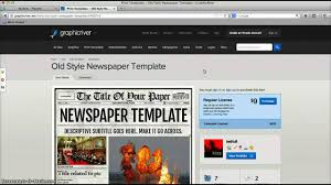 newspaper template for adobe indesign cs newspaper template for adobe indesign cs6