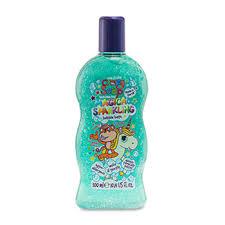 <b>Пена для ванны</b> с мерцающими пузырьками <b>Kids</b> Stuff 300 мл ...