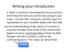 general statement essay example lt br   gt