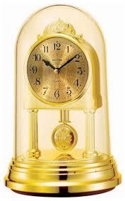 <b>4RP777WR18 Rhythm</b> японские кварцевые <b>настольные часы</b> ...