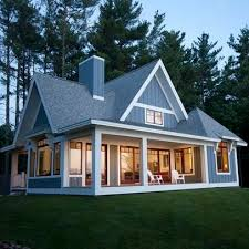 Small lake houses  Lake houses and House design on PinterestSmall Lake House Design Ideas  Pictures  Remodel  and Decor