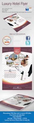 luxury hotel flyer advertisement by ismailkeskin graphicriver luxury hotel flyer advertisement corporate flyers