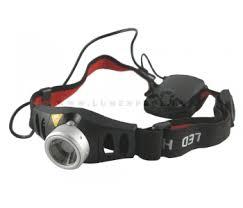 Купить китайский налобный <b>фонарь</b> с линзой <b>Atum H7</b> (Cree XP-E)