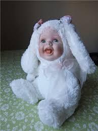 <b>Малыш в костюме</b> зайчика / Фарфоровые куклы / Шопик. Продать ...
