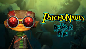 Save 75% on Psychonauts in the <b>Rhombus</b> of Ruin on Steam