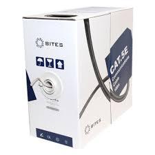 <b>Кабель</b> UTP <b>5BITES</b>, кат.5e, 0.50 мм, CCA, 100 м (US5505-100A ...