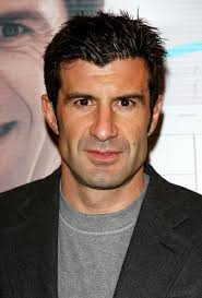"Portuguese footballer Luis Figo attends ""The Future of Memory"" press conference at San Siro stadium on November 12, ... - Luis%2BFigo%2BAttends%2BFuture%2BMemory%2BPress%2BConference%2BTr-8tgtDFdel"