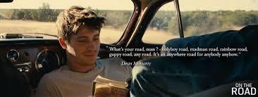 Dean Moriarty   Quotes   Pinterest   Road Quotes, Dean O'gorman ... via Relatably.com