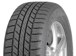 <b>Goodyear Wrangler HP</b> All Weather | Goodyear SUV/4x4 Tyres