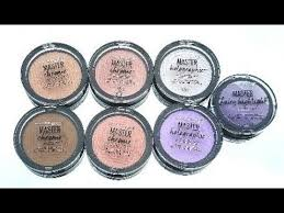 <b>Maybelline</b> Master Chrome & <b>Master Holographic</b> Highlighter's with ...
