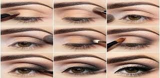 how to apply eye makeup step by step tips of eye makeup