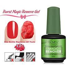 <b>Magic</b> Nail Polish <b>Remover</b> Professional Removes Soak-Off <b>Gel</b> Nail