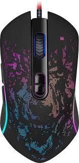 Проводная игровая <b>мышь Defender Witcher</b> GM-990 RGB,7кнопок ...