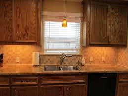 kitchen above sink lighting