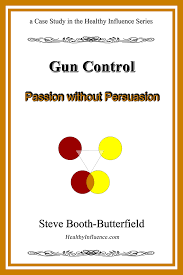 gun control persuasion blog book cover gun control
