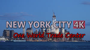Ultra HD 4K New York City Travel USA Tourism WTC One World ...