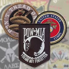 Custom <b>Military Patches</b>