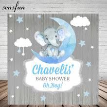 Best value Baby <b>Elephant</b> Shower <b>Backdrop</b> – Great deals on Baby ...